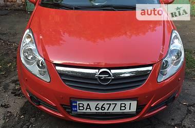 Opel Corsa 2008 в Кропивницком