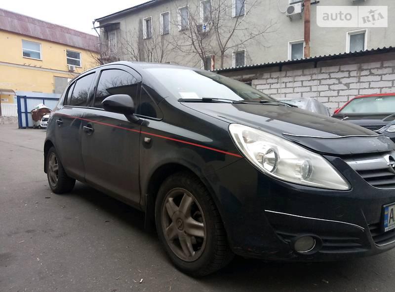 Opel Corsa 2010 в Киеве