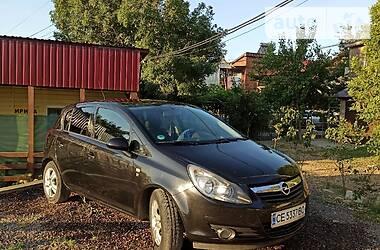 Opel Corsa 2010 в Черновцах