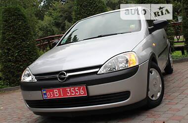 Хэтчбек Opel Corsa 2003 в Трускавце