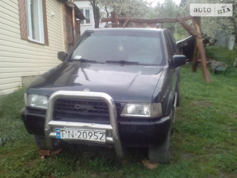 Opel Frontera 1995 в Коломые