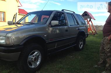 Opel Frontera 1997 в Костополе