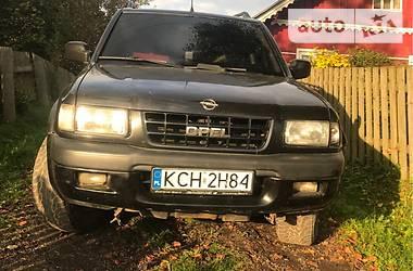 Opel Frontera 2000 в Турці