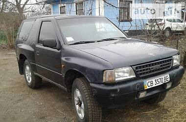 Opel Frontera 1992 в Гайвороне
