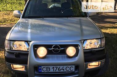 Opel Frontera 2003 в Чернигове
