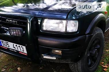 Opel Frontera 1999 в Тячеве