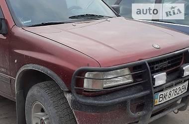 Opel Frontera 1992 в Рівному
