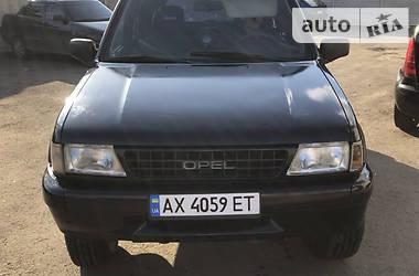 Opel Frontera 1995 в Харкові