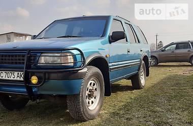 Opel Frontera 1992 в Луцьку