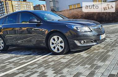 Opel Insignia Sports Tourer 2014 в Луцке