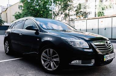 Opel Insignia Sports Tourer 2013 в Тернополе