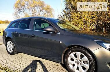 Opel Insignia Sports Tourer 2014 в Львове