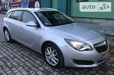 Opel Insignia Sports Tourer 2015 в Тернополі