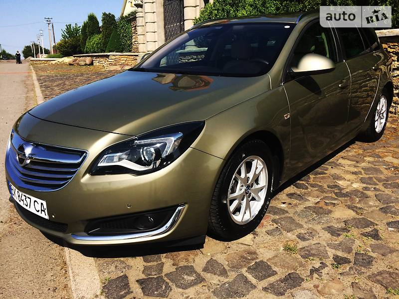 Opel Insignia 2014 в Ровно