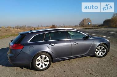 Opel Insignia 2011 в Чернигове