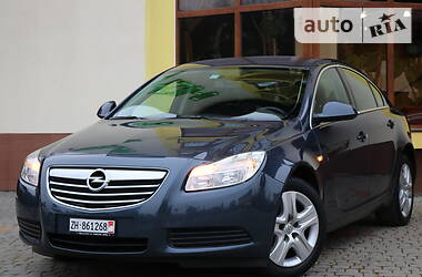 Opel Insignia 2010 в Трускавце