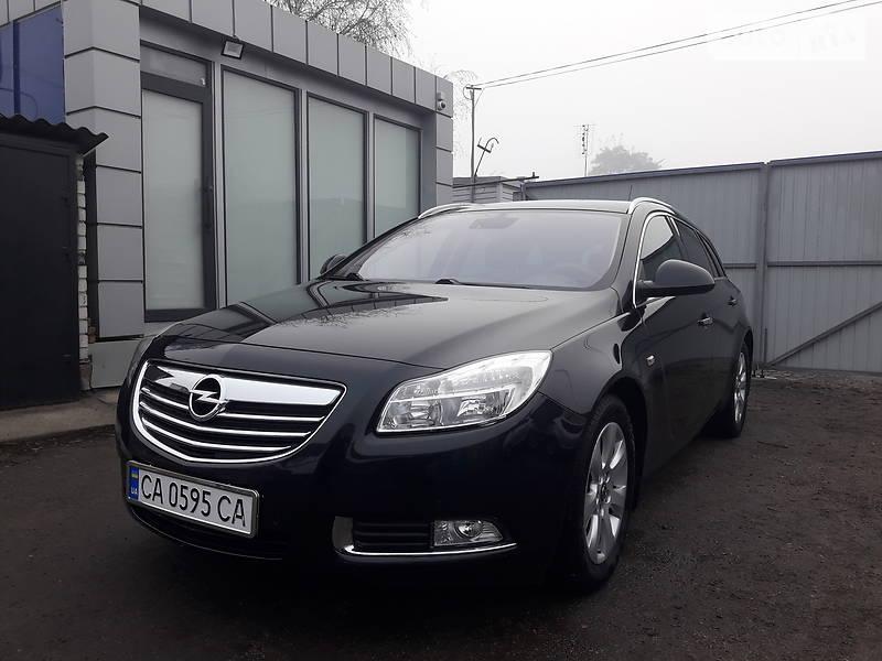 Opel Insignia 2012 в Черкассах