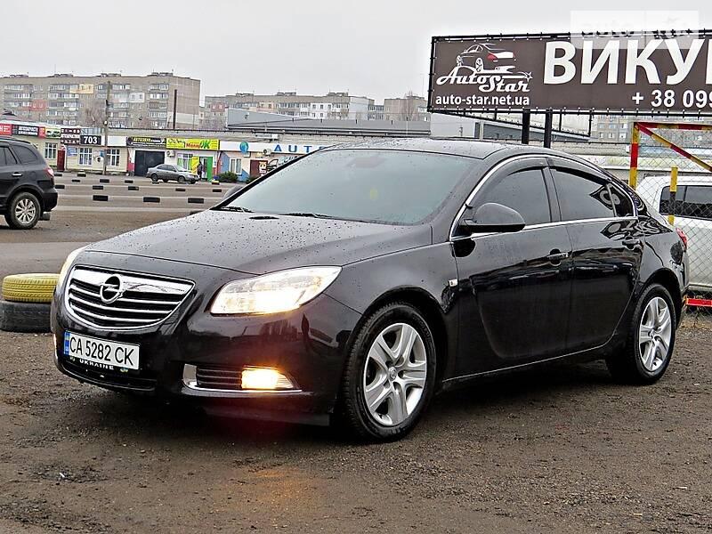 Opel Insignia 2011 в Черкассах