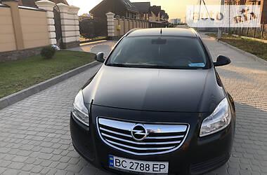 Opel Insignia 2011 в Львові