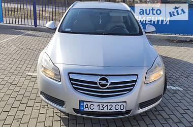 Opel Insignia 2010 в Ковеле