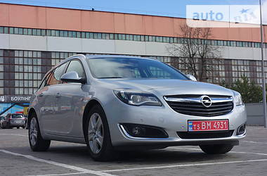 Opel Insignia 2015 в Луцьку