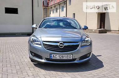 Хэтчбек Opel Insignia 2014 в Луцке