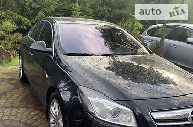 Лифтбек Opel Insignia 2009 в Киеве