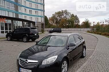 Универсал Opel Insignia 2010 в Ивано-Франковске