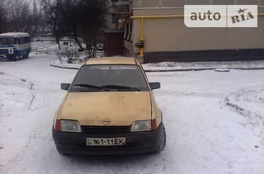 Opel Kadett 1987 в Донецке