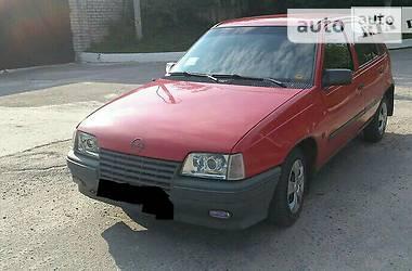 Opel Kadett 1987 в Кременчуге