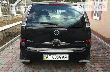 Opel Meriva 2008 в Ивано-Франковске