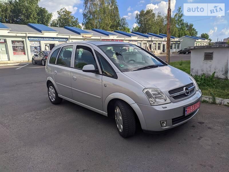 Opel Meriva 2005 в Луцке