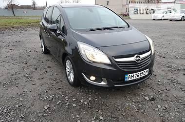 Opel Meriva 2015 в Бердичеве