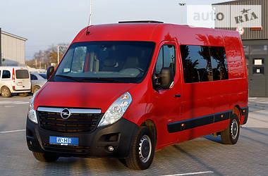 Opel Movano груз.-пасс. 2014 в Луцке
