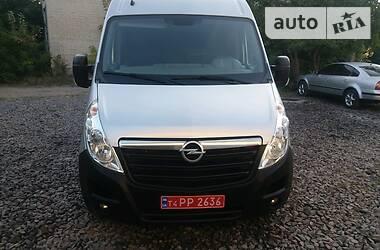 Opel Movano груз. 2017 в Дубно