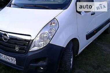 Opel Movano груз. 2010 в Луцке