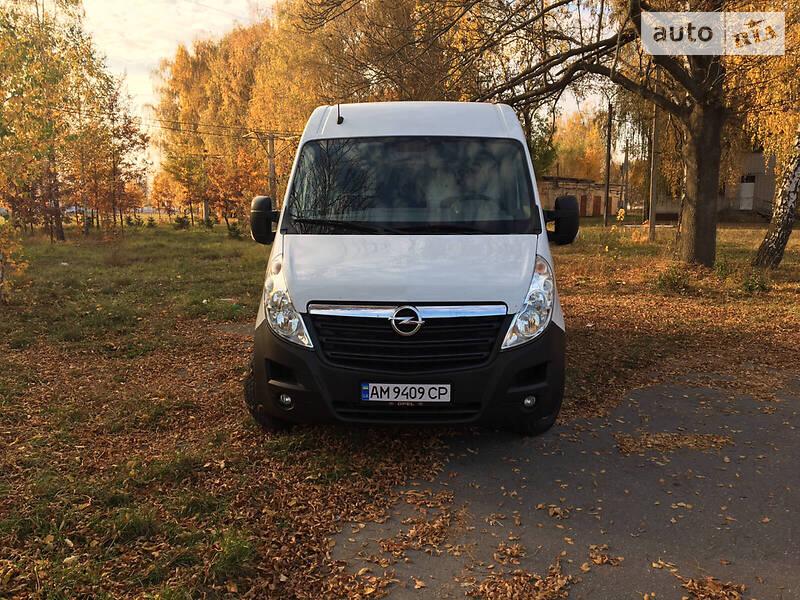 Opel Movano груз. L2H2