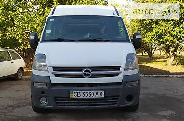 Opel Movano груз. 2004 в Ичне