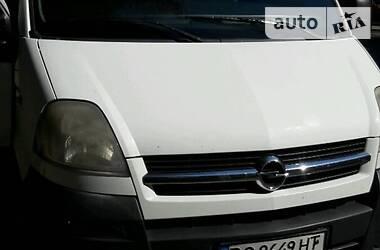 Opel Movano груз. 2006 в Трускавце