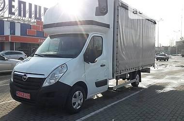 Opel Movano груз. 2016 в Ковеле