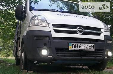 Opel Movano пасс. 2007 в Каменец-Подольском