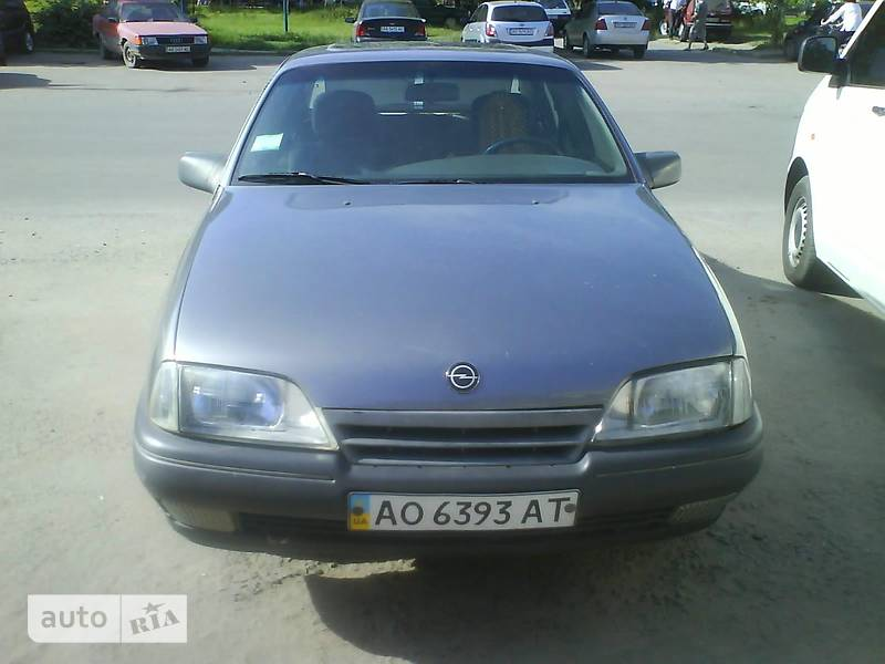Opel Omega 1990 в Сваляве