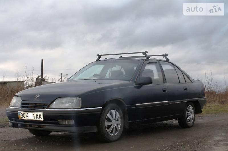 Opel Omega 1989 в Трускавце