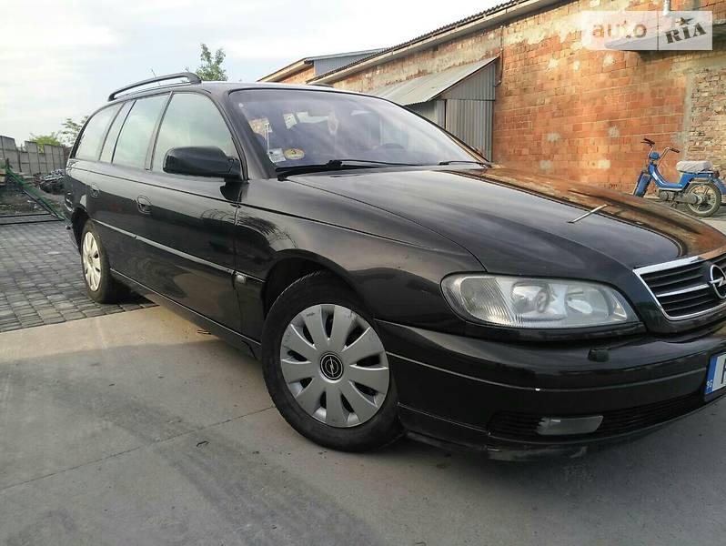 Opel Omega 2001 в Черновцах