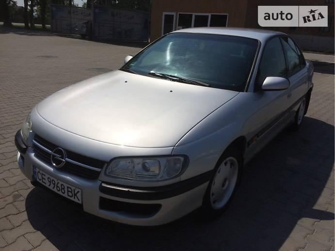 Opel Omega 1998 в Кицмани
