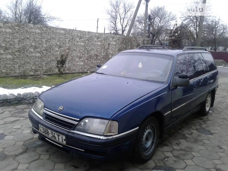 Opel Omega 1992 року в Миколаїві