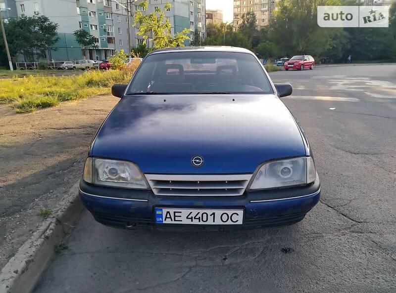 Седан Opel Omega 1989 в Кривому Розі