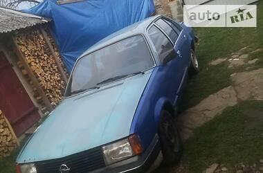 Opel Rekord 1985 в Сколе