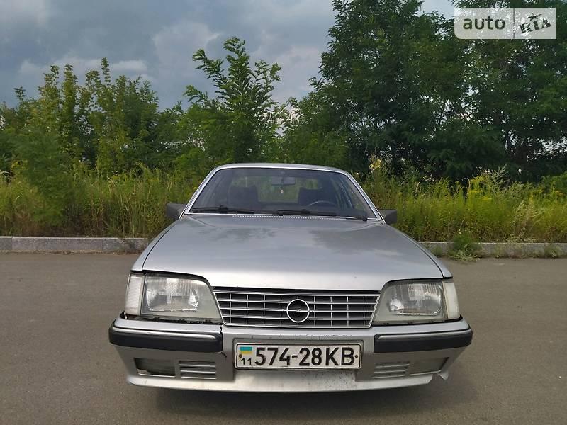 Седан Opel Senator 1986 в Киеве