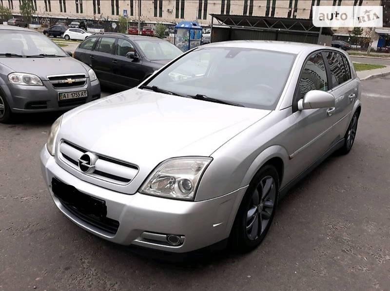 Opel Signum 2003 года в Киеве